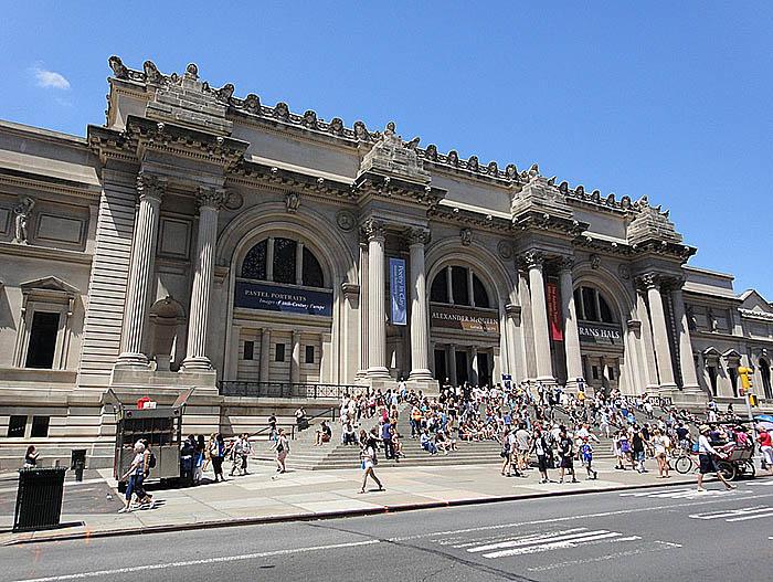 Музеи мира - Метрополитен музей